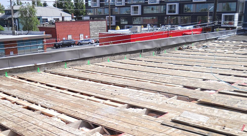 Buckman rooftop development