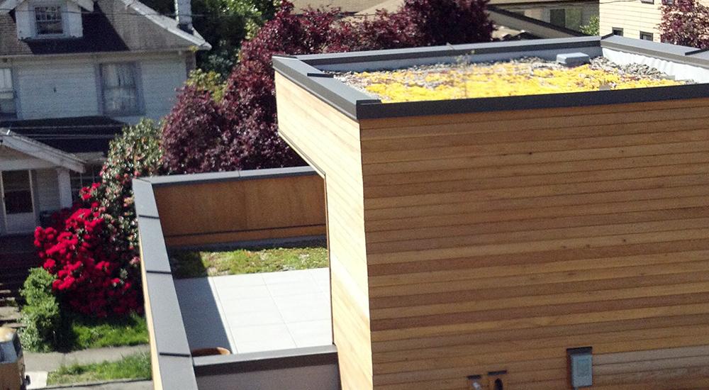Rooftop Development Patios